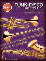 Funk/Disco Horn Section Sheet Music
