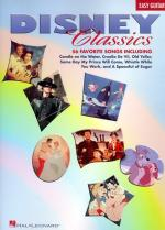 Disney Classics For Easy Guitar Sheet Music