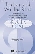 The Long and Winding Road Sheet Music