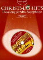 Guest Spot: Christmas Hits Playalong For Alto Saxophone Sheet Music