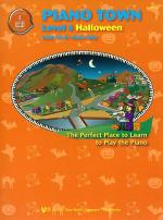 Piano Town: Halloween-Level 4 Sheet Music