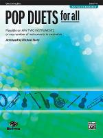 Pop Duets for All Sheet Music