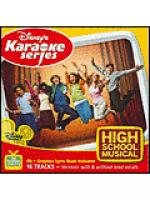 Disney's Karaoke Series - High School Musical, Soundtrack (Karaoke CDG) Sheet Music