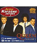 Disney's Artist Karaoke Series - Queen, Volume 1 (Karaoke CDG) Sheet Music