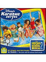 Disney's Karaoke Series - High School Musical 2 (Karaoke CDG) Sheet Music