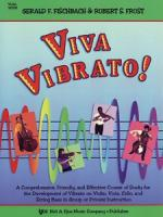 Viva Vibrato! For Violin Sheet Music