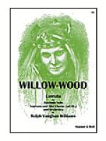 Willow-wood (Vocal Score) Sheet Music