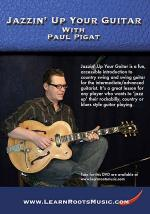 Jazzin' Up Your Guitar With Paul Pigat DVD Sheet Music