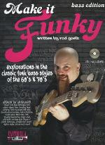 Make It Funky - Bass Edition Sheet Music