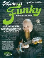 Make It Funky - Guitar Edition Sheet Music