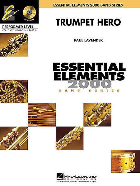 Trumpet Hero Sheet Music