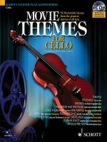 Movie Themes for Cello Sheet Music