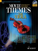Movie Themes for Viola Sheet Music