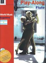 Argentina - Play Along Flute Sheet Music