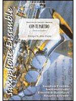 Con Te Partiro (Time To Say Goodbye) Sheet Music
