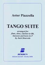 Tango Suite Sheet Music