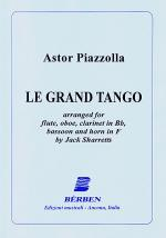 Le Grand Tango Sheet Music