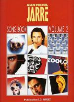 Jean Michel Jarre Songbook Volume 2 Sheet Music