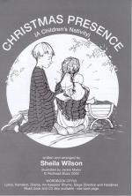 Sheila Wilson: Christmas Presence - A Children's Nativity (Wordbook) Sheet Music