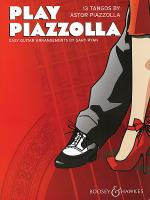 Play Piazzolla Sheet Music