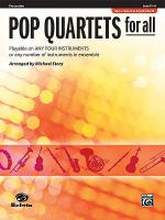 Pop Quartets for All Sheet Music