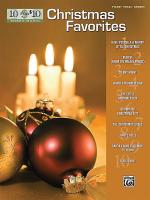 10 for 10 Sheet Music Christmas Favorites Sheet Music