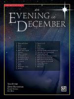 An Evening in December - Orchestration Sheet Music