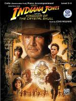 Indiana Jones and the Kingdom of the Crystal Skull Instrumental Solos for Strings Sheet Music