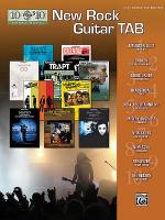 10 for 10 New Rock Guitar Tab Sheet Music
