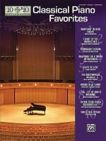 10 for 10 Sheet Music Solo Piano Showpieces Sheet Music