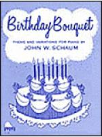 Birthday Bouquet Sheet Music