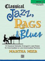 Classical Jazz Rags & Blues, Book 3 Sheet Music