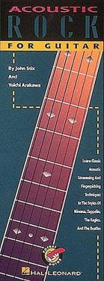 John Stix/Yoichi Arakawa: Acoustic Rock For Guitar - Pocket Guide Sheet Music