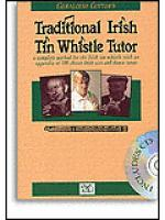 Geraldine Cotter's Traditional Irish Tin Whistle Tutor Sheet Music