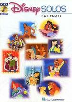 Disney Solos (Flute) Sheet Music