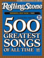 Selections from Rolling Stone Magazine's 500 Greatest Songs of All Time (Instrumental Solos for Stri Sheet Music