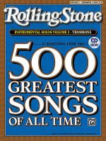 Selections from Rolling Stone Magazine's 500 Greatest Songs of All Time (Instrumental Solos), Volume Sheet Music