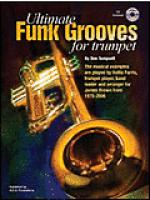Ultimate Funk Grooves For Trumpet Sheet Music