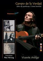Campo De La Verdad Score Booklet Sheet Music