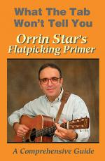 Orrin Star's Flatpicking Primer DVD Sheet Music