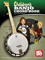 Children's Banjo Chord Book Sheet Music