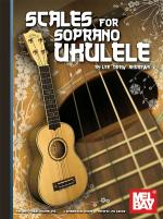Scales for Soprano Ukulele Sheet Music