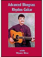 Advanced Bluegrass Rhythm Guitar DVD Sheet Music