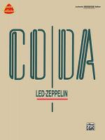 Led Zeppelin -- Coda Sheet Music