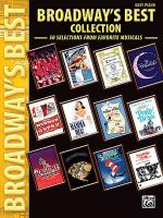 Broadway's Best Collection Sheet Music