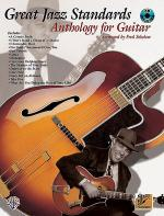 Great Jazz Standards Anthology for Guitar Sheet Music