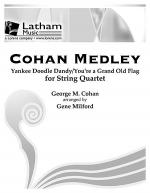 Cohan Medley for String Quartet Sheet Music