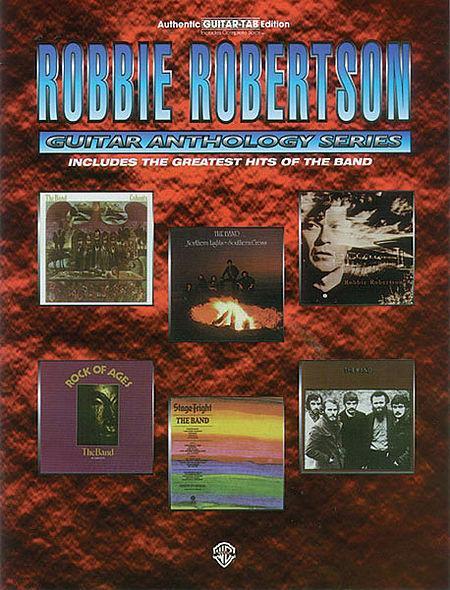 Robbie Robertson Sheet Music