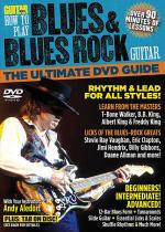 Guitar World -- How to Play Blues & Blues Rock Guitar Sheet Music