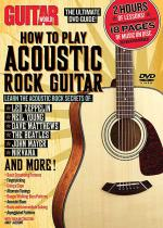 Guitar World -- How to Play Acoustic Rock Guitar Sheet Music